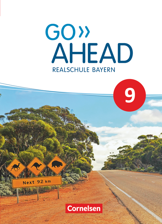 Go Ahead - Schülerbuch - 9. Jahrgangsstufe