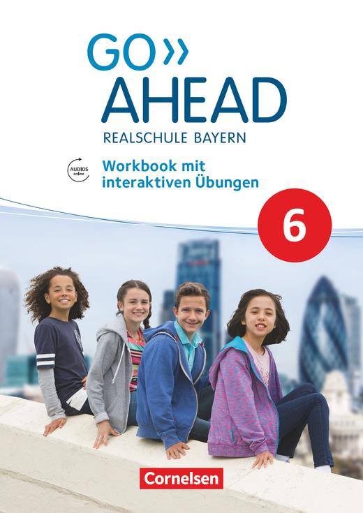 Go Ahead - Workbook mit interaktiven Übungen auf scook.de - 6. Jahrgangsstufe