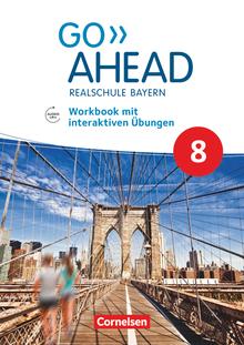 Go Ahead - Workbook mit interaktiven Übungen auf scook.de - 8. Jahrgangsstufe