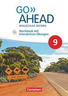 Go Ahead - Workbook mit interaktiven Übungen auf scook.de - 9. Jahrgangsstufe