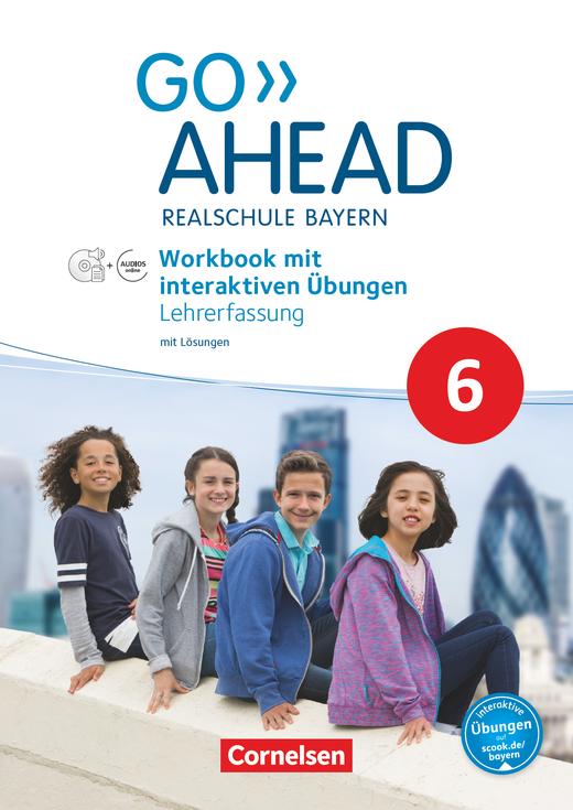 Go Ahead - Workbook mit interaktiven Übungen auf scook.de - Lehrerfassung - 6. Jahrgangsstufe