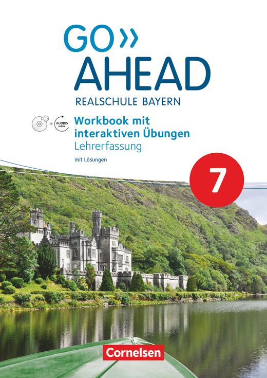 Go Ahead - Workbook mit interaktiven Übungen auf scook.de - Lehrerfassung - 7. Jahrgangsstufe
