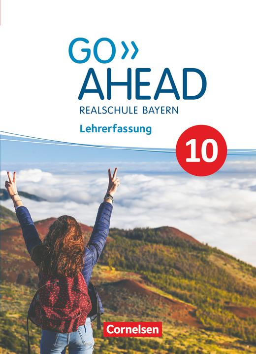 Go Ahead - Schülerbuch - Lehrerfassung - 10. Jahrgangsstufe