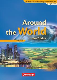Materialien für den bilingualen Unterricht - Around the World, Volume 2 - Schülerbuch - 8./9. Schuljahr
