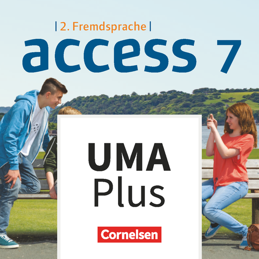 Access - Unterrichtsmanager Plus online (Demo 90 Tage) - Band 2