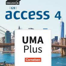 Access - Unterrichtsmanager Plus online (Demo 90 Tage) - Band 4: 8. Schuljahr