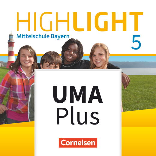 Highlight - Unterrichtsmanager Plus online (Demo 90 Tage) - 5. Jahrgangsstufe