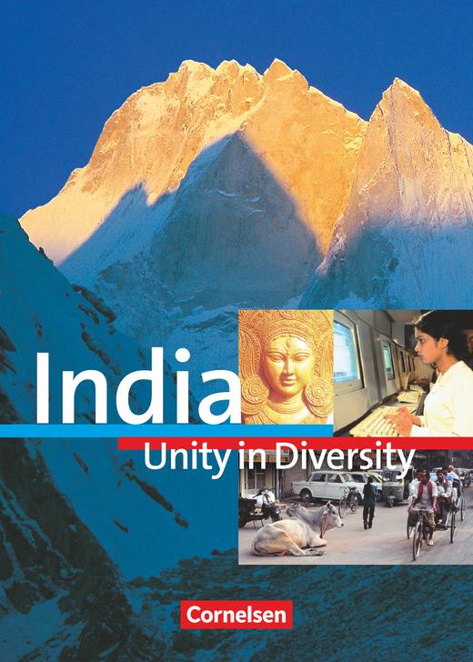 Cornelsen Senior English Library - India - Unity in Diversity - Schülerheft - Ab 11. Schuljahr