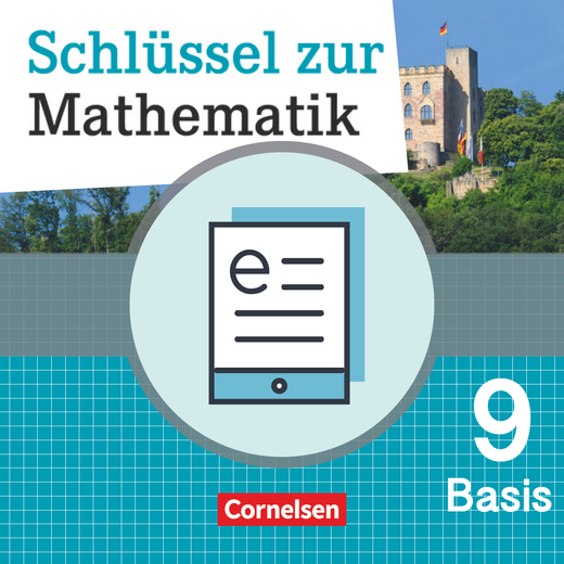 Schlüssel zur Mathematik - Schülerbuch Basis als E-Book - 9. Schuljahr