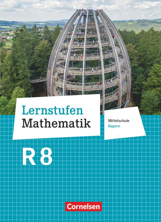 Lernstufen Mathematik - Schülerbuch - 8. Jahrgangsstufe