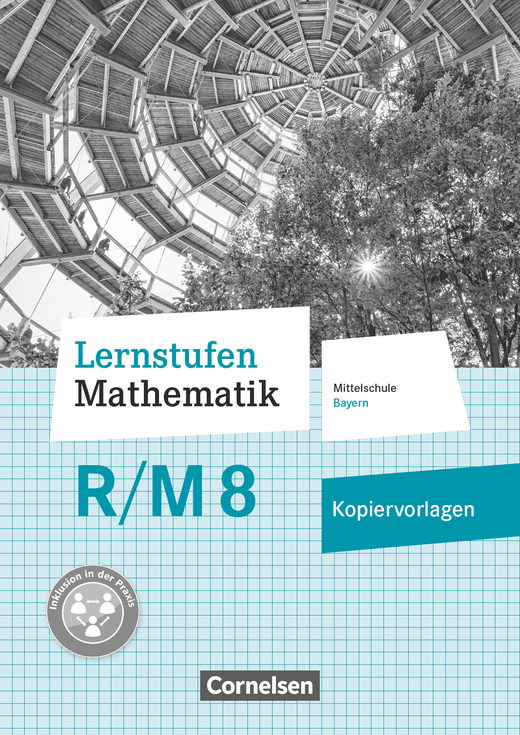 Lernstufen Mathematik - Kopiervorlagen - 8. Jahrgangsstufe