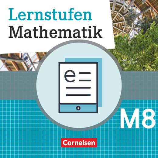 Lernstufen Mathematik - Schülerbuch als E-Book - 8. Jahrgangsstufe