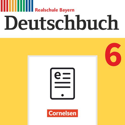 Deutschbuch - Unterrichtsmanager Plus online (Demo 90 Tage) - 6. Jahrgangsstufe
