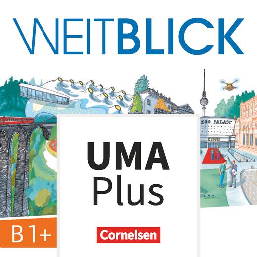 Weitblick - Unterrichtsmanager Plus online (Demo 90 Tage) - B1+