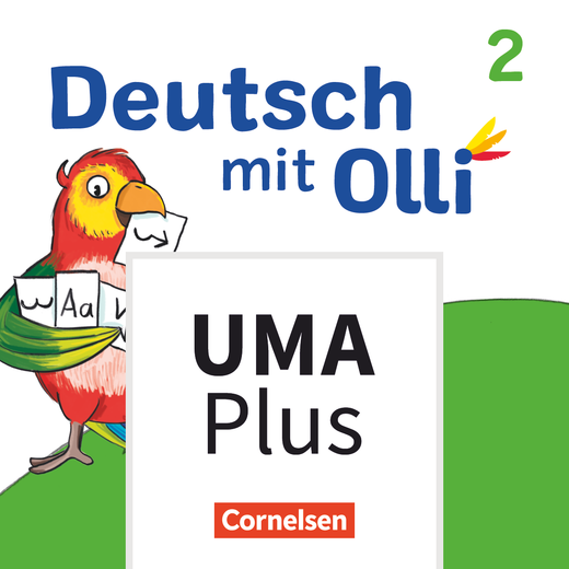 Deutsch mit Olli - Unterrichtsmanager Plus online (Demo 90 Tage) - 2. Schuljahr