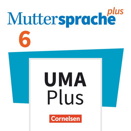 Muttersprache plus - Unterrichtsmanager Plus online (Demo 90 Tage) - 6. Schuljahr