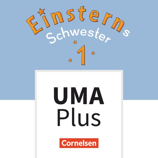 Einsterns Schwester - Unterrichtsmanager Plus online (Demo 90 Tage) - Druckschrift - 1. Schuljahr