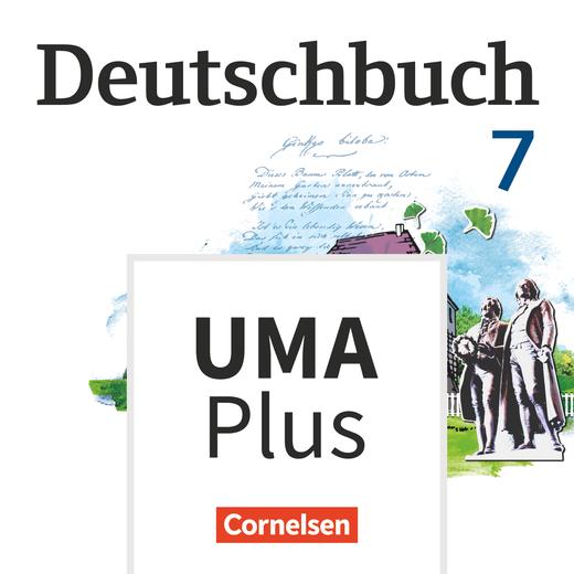 Deutschbuch Gymnasium - Unterrichtsmanager Plus online (Demo 90 Tage) - 7. Schuljahr