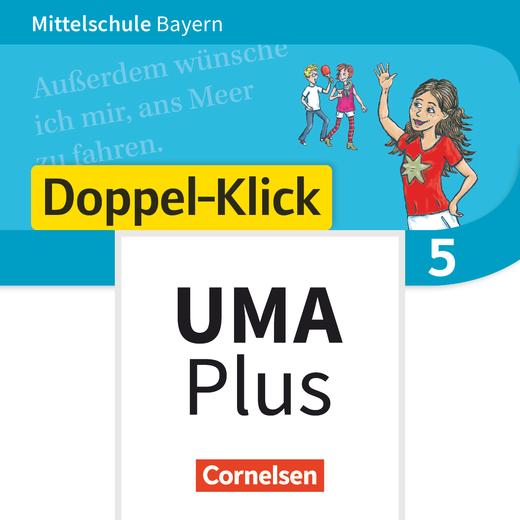 Doppel-Klick - Unterrichtsmanager Plus - mit Download für Offline-Nutzung - 5. Jahrgangsstufe
