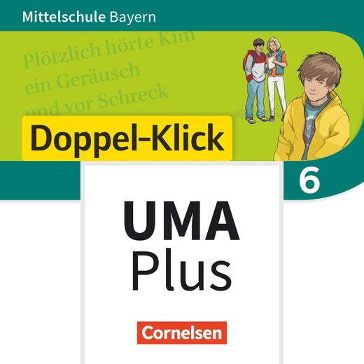 Doppel-Klick - Unterrichtsmanager Plus - mit Download für Offline-Nutzung - 6. Jahrgangsstufe