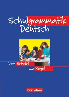 Schulgrammatik Deutsch - Grammatik