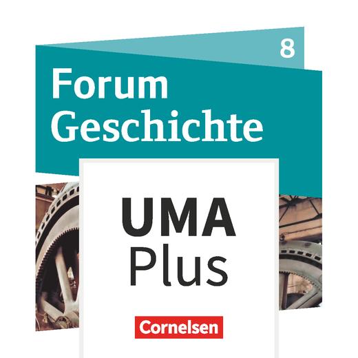 Forum Geschichte - Neue Ausgabe - Unterrichtsmanager Plus online (Demo 90 Tage) - 8. Jahrgangsstufe