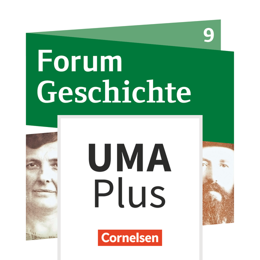 Forum Geschichte - Neue Ausgabe - Unterrichtsmanager Plus online (Demo 90 Tage) - 9. Jahrgangsstufe