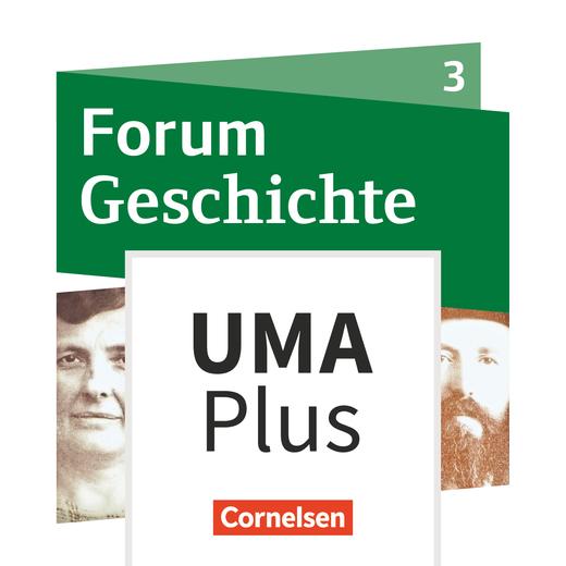 Forum Geschichte - Neue Ausgabe - Unterrichtsmanager Plus online (Demo 90 Tage) - Band 3