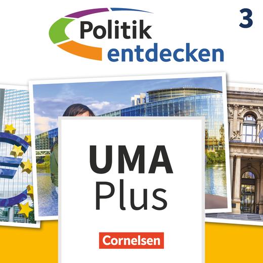 Politik entdecken - Unterrichtsmanager Plus online (Demo 90 Tage) - Band 3