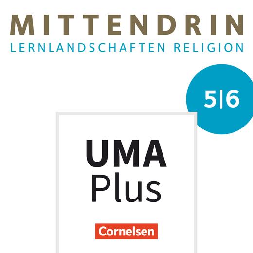 Mittendrin - Unterrichtsmanager Plus online (Demo 90 Tage) - Band 1: 5./6. Schuljahr