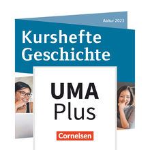 Kurshefte Geschichte - Abitur Niedersachsen 2023 - Kompendium - Unterrichtsmanager Plus online (Demo 90 Tage)