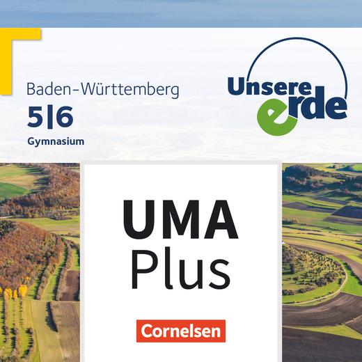 Unsere Erde - Unterrichtsmanager Plus online (Demo 90 Tage) - 5./6. Schuljahr