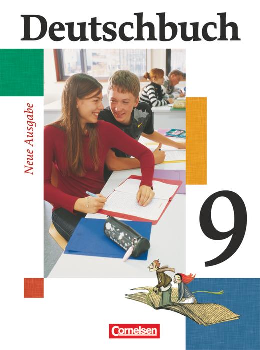 Deutschbuch Gymnasium - Schülerbuch - 9. Schuljahr - Abschlussband 5-jährige Sekundarstufe I