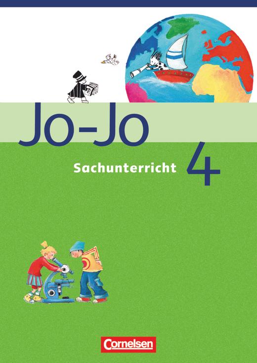 Jo-Jo Sachunterricht - Schülerbuch - 4. Schuljahr - Rheinland-Pfalz und Saarland