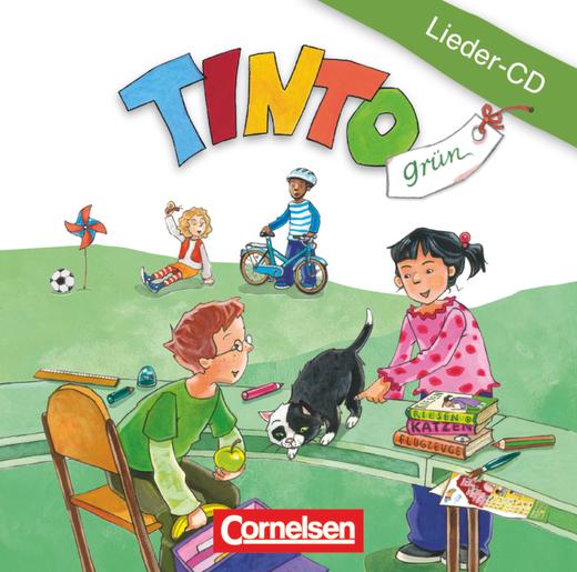 Tinto 1 - Lieder-CD - 1. Schuljahr