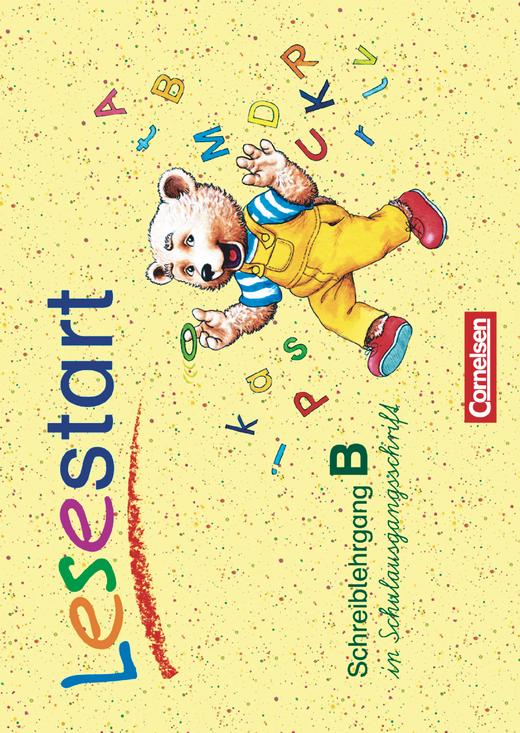 Lesestart - Schreiblehrgang B in Schulausgangsschrift