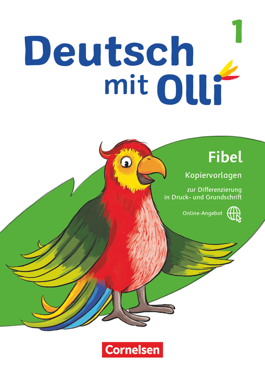 Deutsch mit Olli - Kopiervorlagen - 1. Schuljahr
