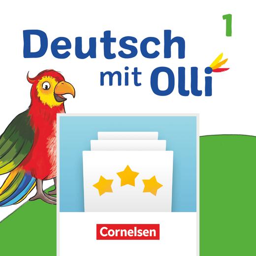 Deutsch mit Olli - GrundschulTrainer-App - 1. Schuljahr