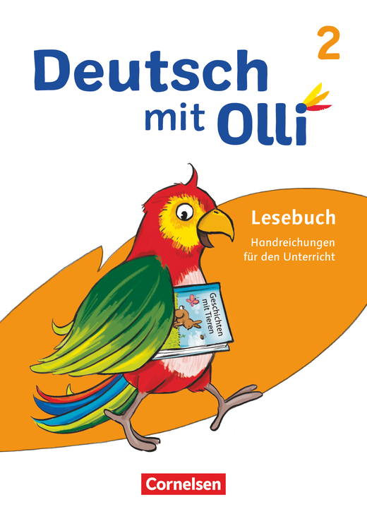 Deutsch mit Olli - Handreichung für den Unterricht als Download - 2. Schuljahr