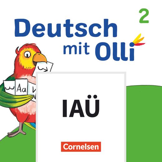 Deutsch mit Olli - Interaktive Übungen als Ergänzung zu den Arbeitsheften - 2. Schuljahr