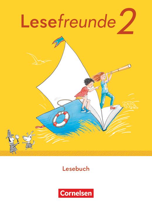 Lesefreunde - Lesebuch mit Lernentwicklungsheft - 2. Schuljahr