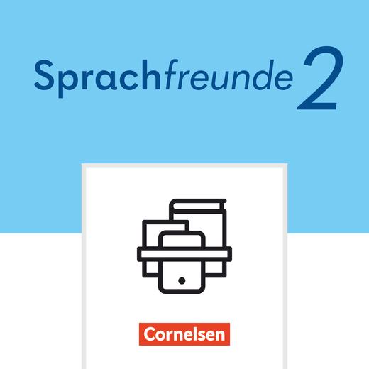 Sprachfreunde - Grammatiktafel - 2. Schuljahr