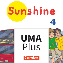 Sunshine - Unterrichtsmanager Plus online (Demo 90 Tage) - 4. Schuljahr
