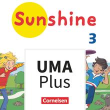 Sunshine - Unterrichtsmanager Plus - mit Download für Offline-Nutzung - 3. Schuljahr