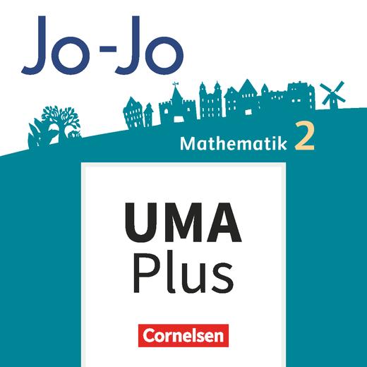 Jo-Jo Mathematik - Unterrichtsmanager Plus - mit Download für Offline-Nutzung - 2. Schuljahr