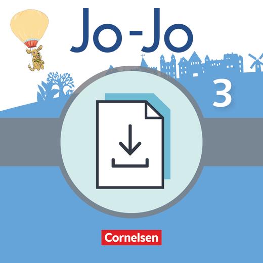 Jo-Jo Sprachbuch - Didaktische Hinweise zum Arbeitsheft Medienkompetenz als Download - 3. Schuljahr