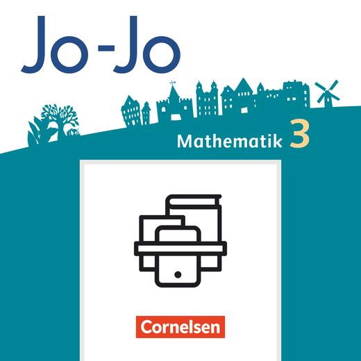 Jo-Jo Mathematik - Arbeitsheft mit interaktiven Übungen und Übungsheft im Paket - 3. Schuljahr