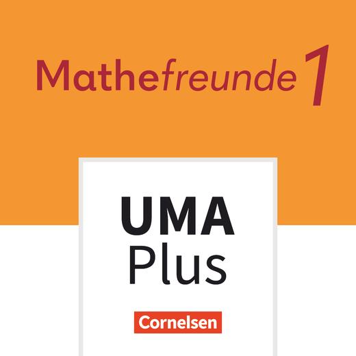 Mathefreunde - Unterrichtsmanager Plus - mit Download für Offline-Nutzung - 1. Schuljahr