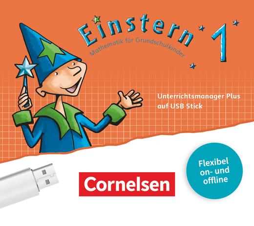 Einstern - Unterrichtsmanager Plus auf USB-Stick - Band 1