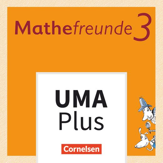 Mathefreunde - Unterrichtsmanager Plus - mit Download für Offline-Nutzung - 3. Schuljahr